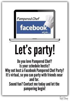 25 Best Ideas About Pampered Chef Party On Pinterest