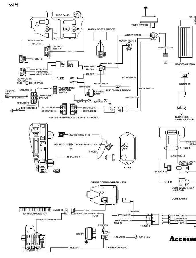Engine Wiring Diagram 1979 Jeep Cj5 and Tom 'oljeep
