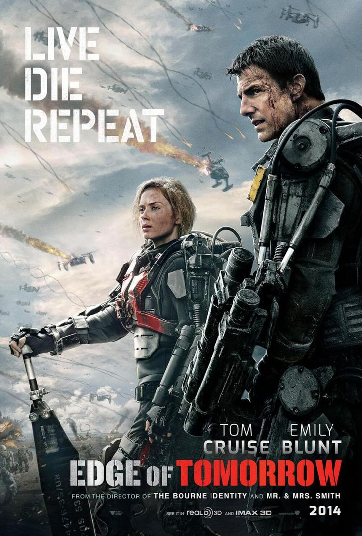 Trailer Park Tuesday, Edge Of Tomorrow #EdgeofTomorrow | Five Dollar Shake