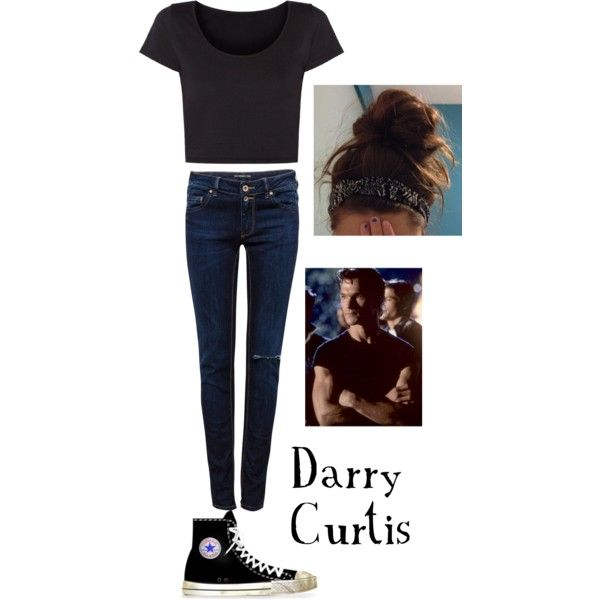 Darry Curtis, created by stay-gold-ponyboy-1 on Polyvore