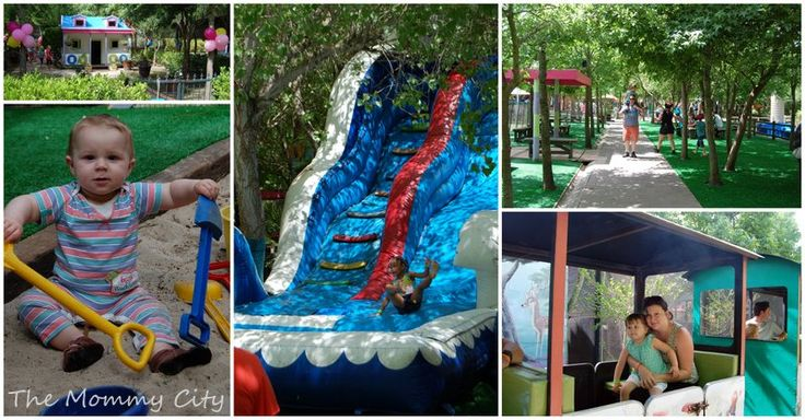 Bugz Family Playpark - rides, activities, party venue in Kraaifontein, Cape Town. The Mommy City