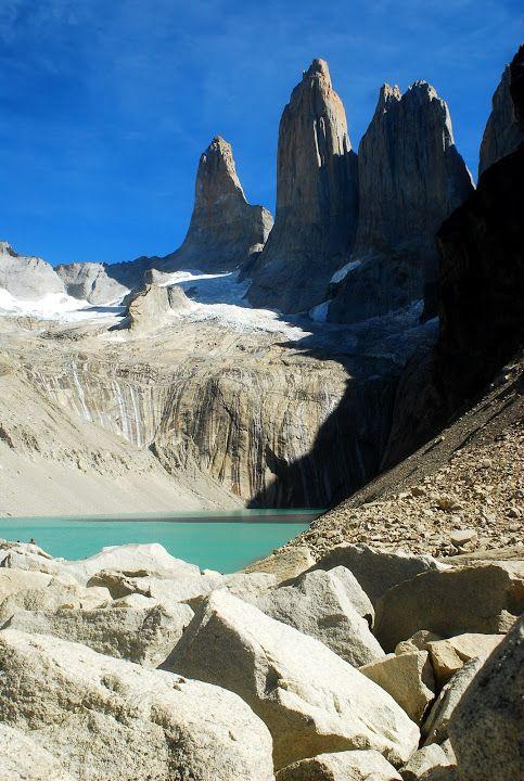 torres del paine. patagonia