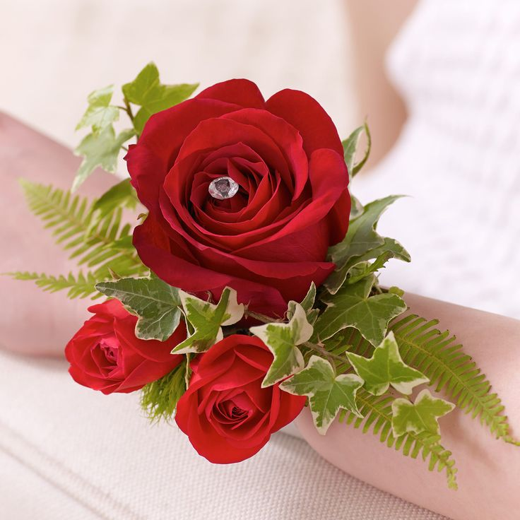 Best Red Wedding Bouquets : Best images about red wedding flowers on