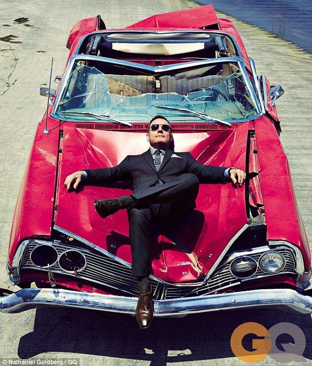 Bryan Cranston -- Breaking Bad