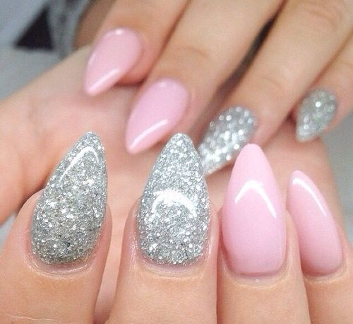 122 Nail Art Designs That You Won T Find On Google Images: Best 20+ Almond Shaped Nail Designs Ideas On Pinterest