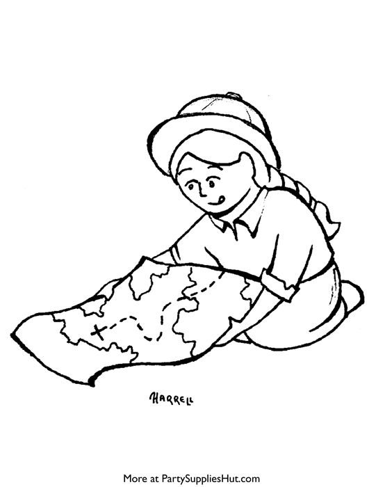 462 best images about coloring pages  easy enough for kids on