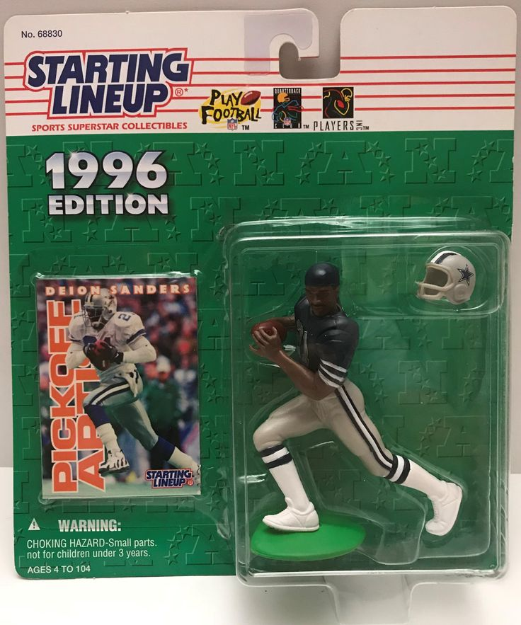 This just in at The Angry Spider Vintage Toy Store: TAS037832 - 1996 ...  Check it out here! http://theangryspider.com/products/tas037832-1996-kenner-starting-lineup-nfl-dallas-cowboys-deion-sanders?utm_campaign=social_autopilot&utm_source=pin&utm_medium=pin