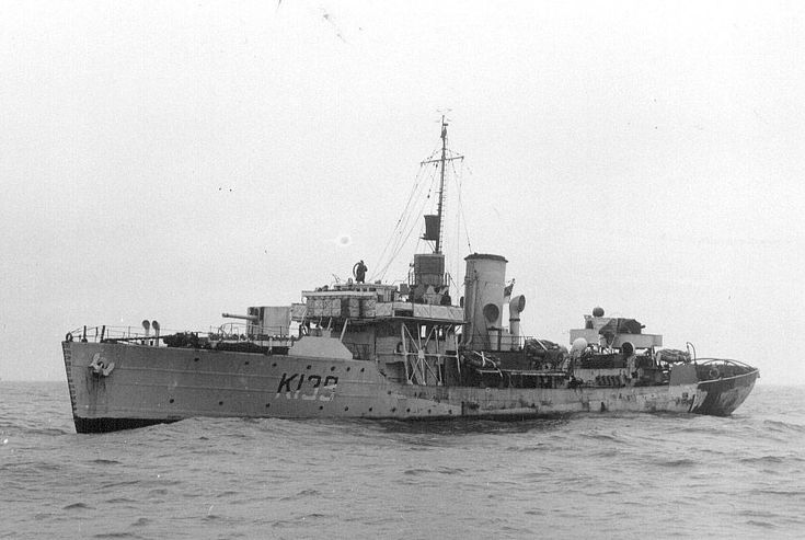 16th November 1941: U-433 sunk by HMS Marigold