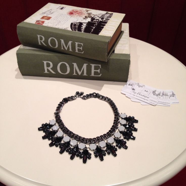 O scurta vizita la Roma  #taj #boitique #colier