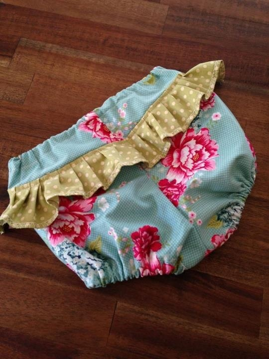 3-9 month old girl bloomers. $25 not including postage