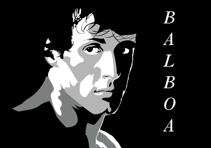 paper champion balboa with images  rocky balboa balboa