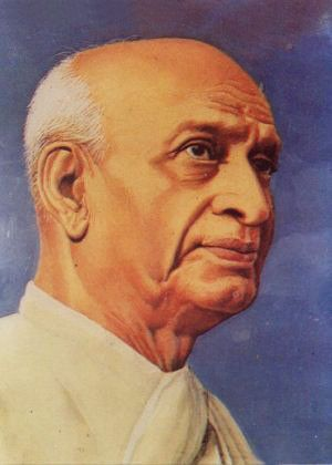 Sardar Vallabhbhai Jhaverbhai Patel  was an Indian barrister and statesman, one of the leaders of the Indian National Congress and one of the founding fathers of the Republic of India. He is known to be a social leader of India who played an unparalleled role in the country's struggle for independence and guided its integration into a united, independent nation.