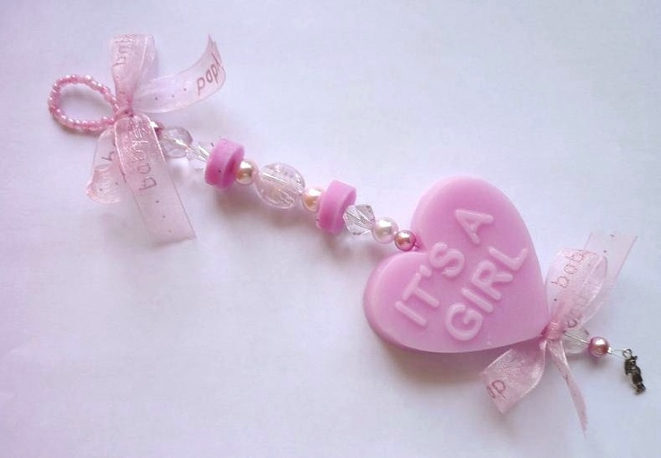 "Soap chain ""It`s a girl"""