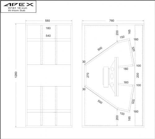 17 best images about p a music speakers box apex2181 speakerplans com forums page 16