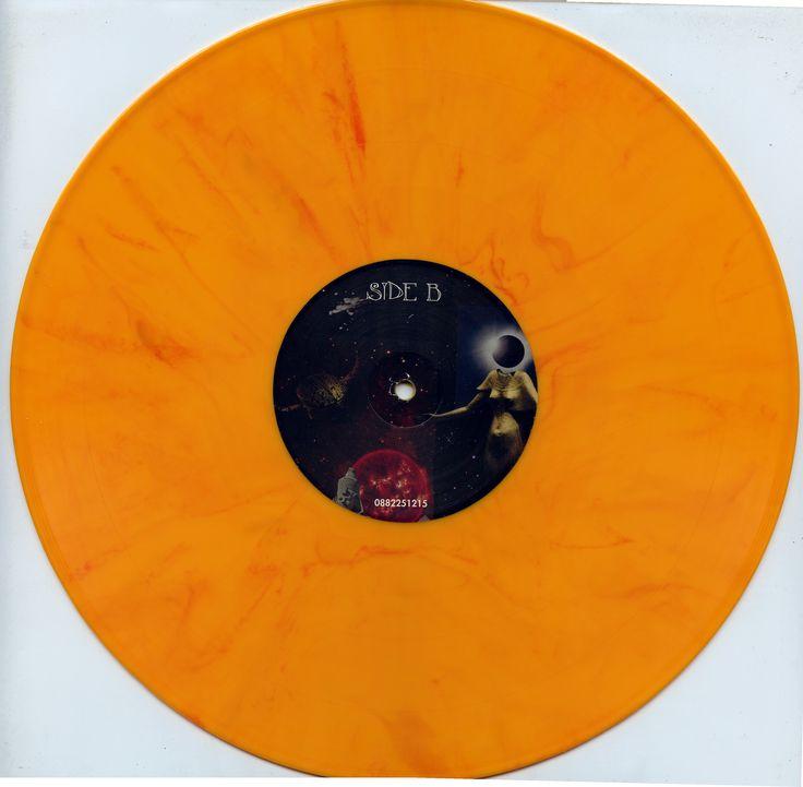 Claypool Lellon Delirium Monolith of Phobos color vinyl 1