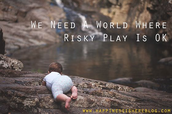 risky play dissertation Would you be willing to allow your child to participate in activities that involve risky play question title  2 would you be willing to allow your child to participate in activities that involve risky play.