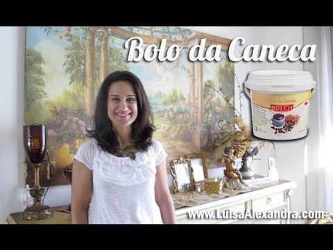 Bom dia :)  Hoje é o Dia da Sobremesa :)  E como tal, que acham de experimentar esta Dulcis sugestão do Bolo da Caneca, como nos mostra a nossa Luisa Alexandra neste delicioso vídeo? :)  Descubram este produto, bem como a versão Bolo da Caneca Picante, aqui:  http://www.dulcis.pt/product-category/farinhascompostas/  Tenham um dia Dulcis :)