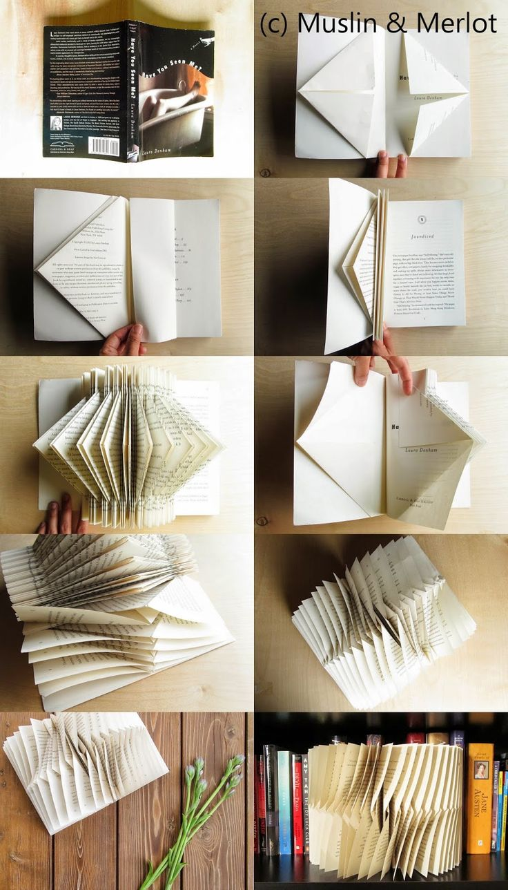 Uncategorized Book Decor 25 unique book decorations ideas on pinterest art folded decor