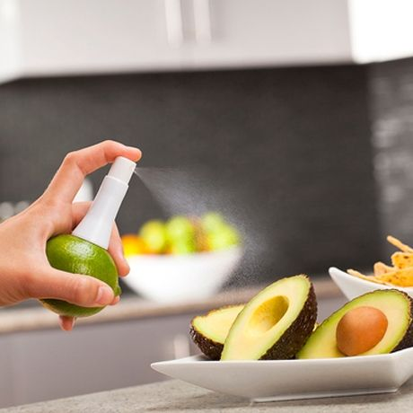 Lime sprister gadget. Thats just ingenious!!! Stem – White from Quirky Inventions - R89 (Save 0%)