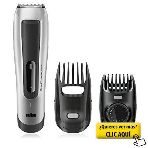 Braun BT 5090 - Recortadora de barba, con ajustes... #maquina #afeitar