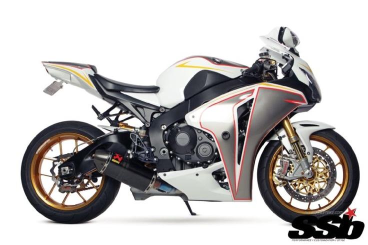 2008 Honda CBR1000RR