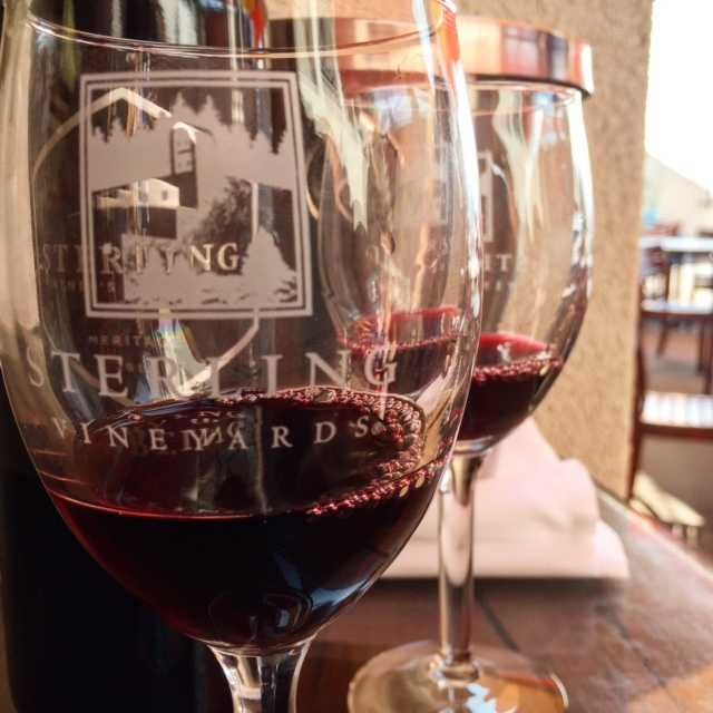 We just loved the stunning views, Greek architecture and the casual pace of the self-guided tour at Sterling Winery. The kids love the slushies and the tram ride to the top!