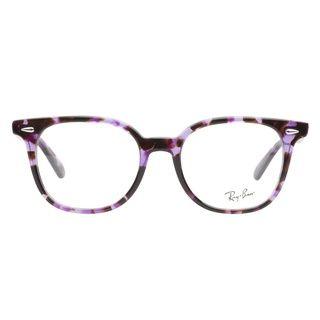 Ray-Ban 5299 5210 Violet Havana Prescription Eyeglasses | Overstock.com Shopping - The Best Prices on Ray-Ban Prescription Glasses