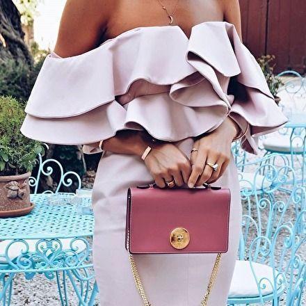 Mond und Stern Halskette Roségold – Mode Frauen Club