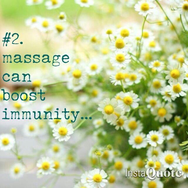 Massage can boost immunity. The Springs Resort & Spa Pagosa Springs, CO Call to book: 970-264-7770 www.pagosahotsprings.com/spa-services