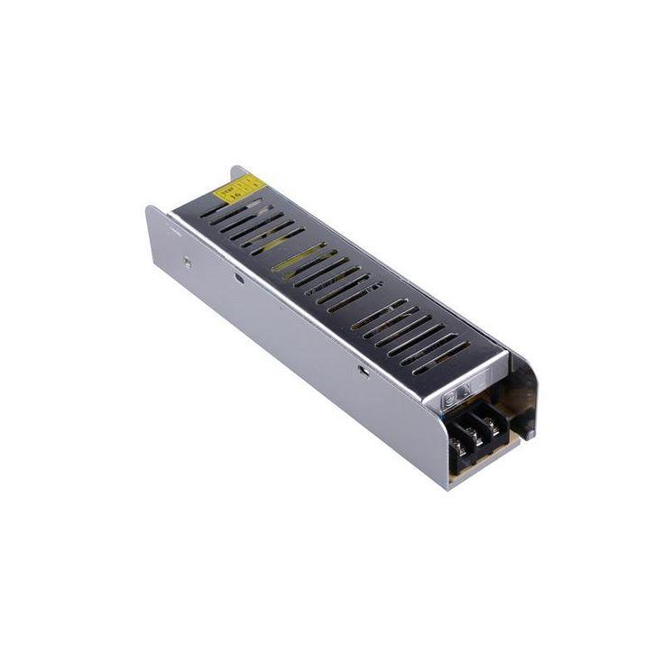 ΤΑΙΝΙΕΣ LED : ΤΡΟΦΟΔΟΤΙΚΟ 24V DC 100W IP20 N.147-70536