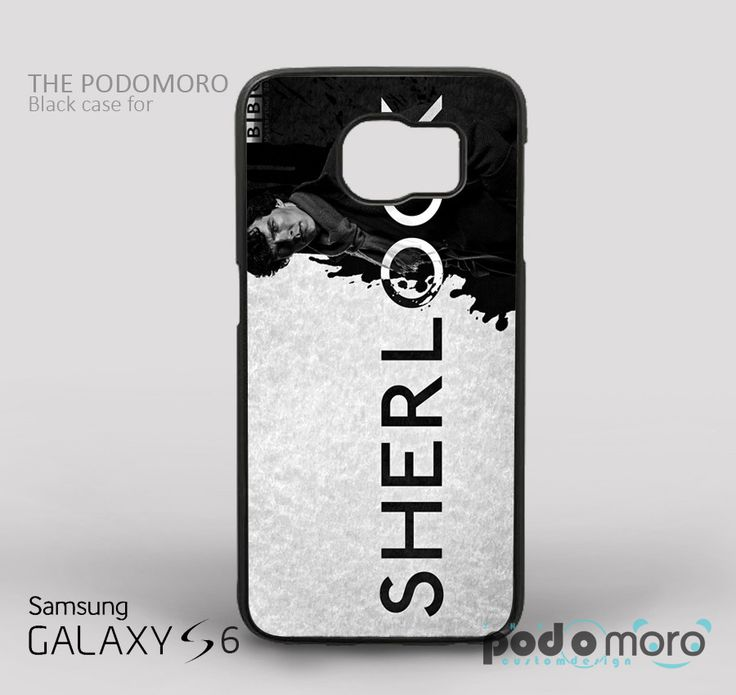 I'am Sherlock for iPhone 4/4S, iPhone 5/5S, iPhone 5c, iPhone 6, iPhone 6 Plus, iPod 4, iPod 5, Samsung Galaxy S3, Galaxy S4, Galaxy S5, Galaxy S6, Samsung Galaxy Note 3, Galaxy Note 4, Phone Case