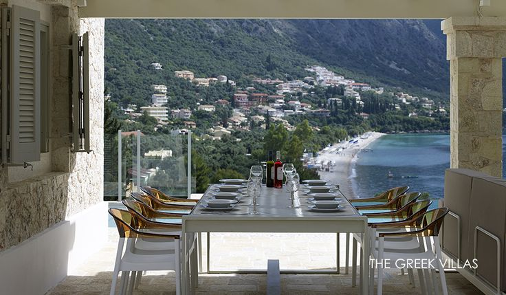 Luxury Corfu Villas, Corfu Villa Conti, Ionian Islands, Greece