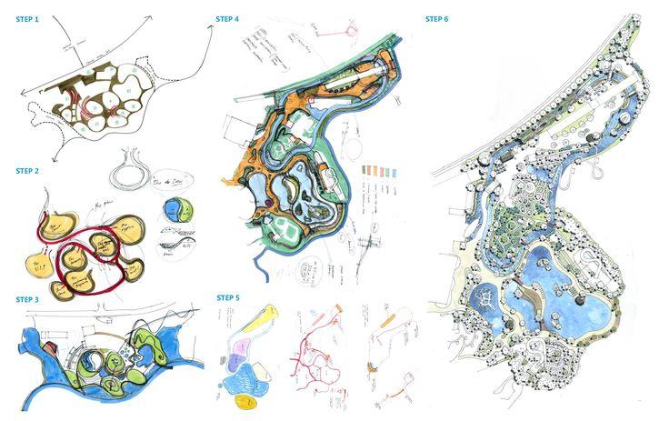 HOt spring resort DAZU/design evolution/ Chongqing China  (M_oplado 2014/ Metrostudio)