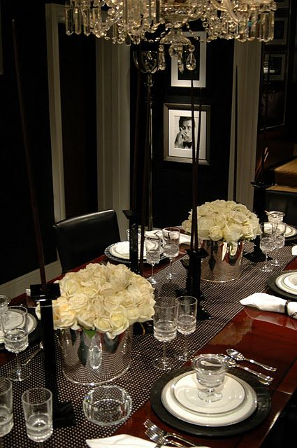 76 best images about table settings and themes on for Ralph lauren dining room ideas