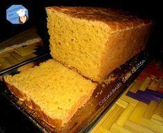 Pão de Milho sem gluten Glutenfree Cornbread Pane con farina di mais senza glutine