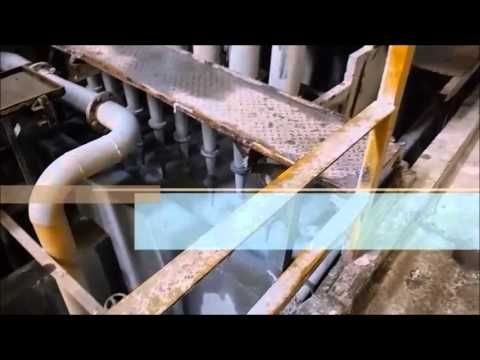 Recycled Paper Manufacturing Process - YouTube