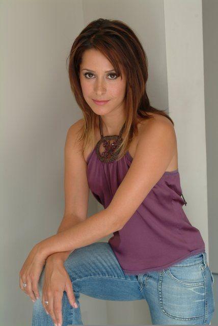 Kimberly McCullough-Robin Scorpio-Drake General Hospital