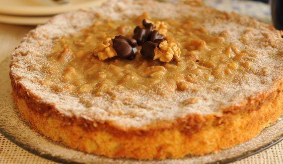 Gourmet, un toque de sabor » Kuchen de Nuez
