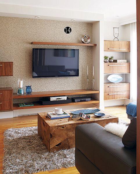 23 Charming Beige Living Room Design Ideas To Brighten Up: Séjours: 7 Ambiances Inspirantes En 2019