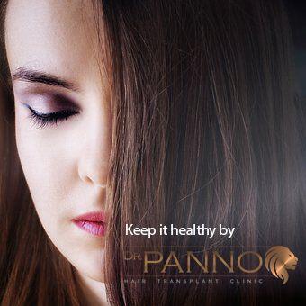 Las #mujeres aunque en menor medida también pueden sufrir #alopecia. Si ves que tu pelo está perdiendo grosor y se cae, acude a un profesional para recibir #diagnostico. El #DrPanno puede valorar tu caso en una #consulta #gratuita.  www.drpanno.com