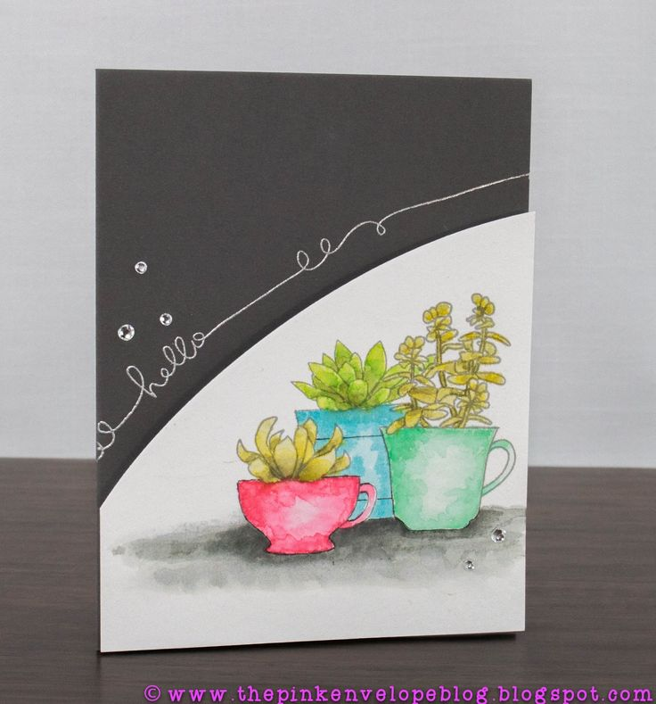 Such a Gorgeous card created by Cynde Whitlow using Simon Says Stamp Exclusives.
