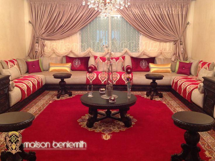 8 besten Salon Marocain Moderne Bilder auf Pinterest | Marokkanische ...