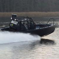 XO DFNDR - XO Лодки - Дизайн море
