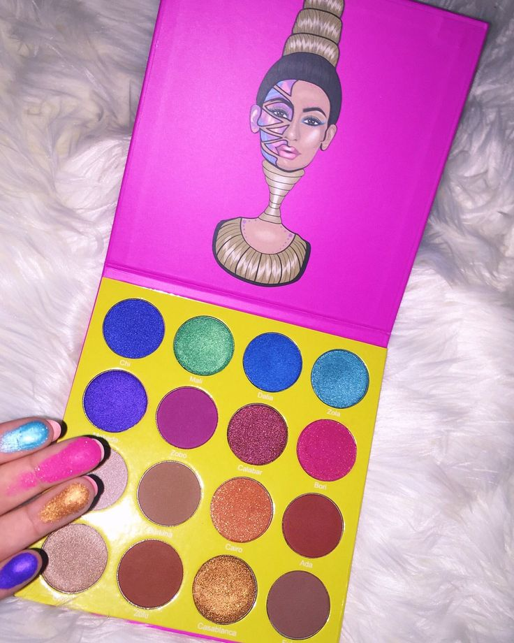 Best 25+ Makeup Palette Ideas On Pinterest | Makeup Pallets Birthday Wishlist And Eyeshadow Palette