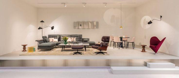 Vitra Grand Sofa Imm Cologne 2018 design beurs