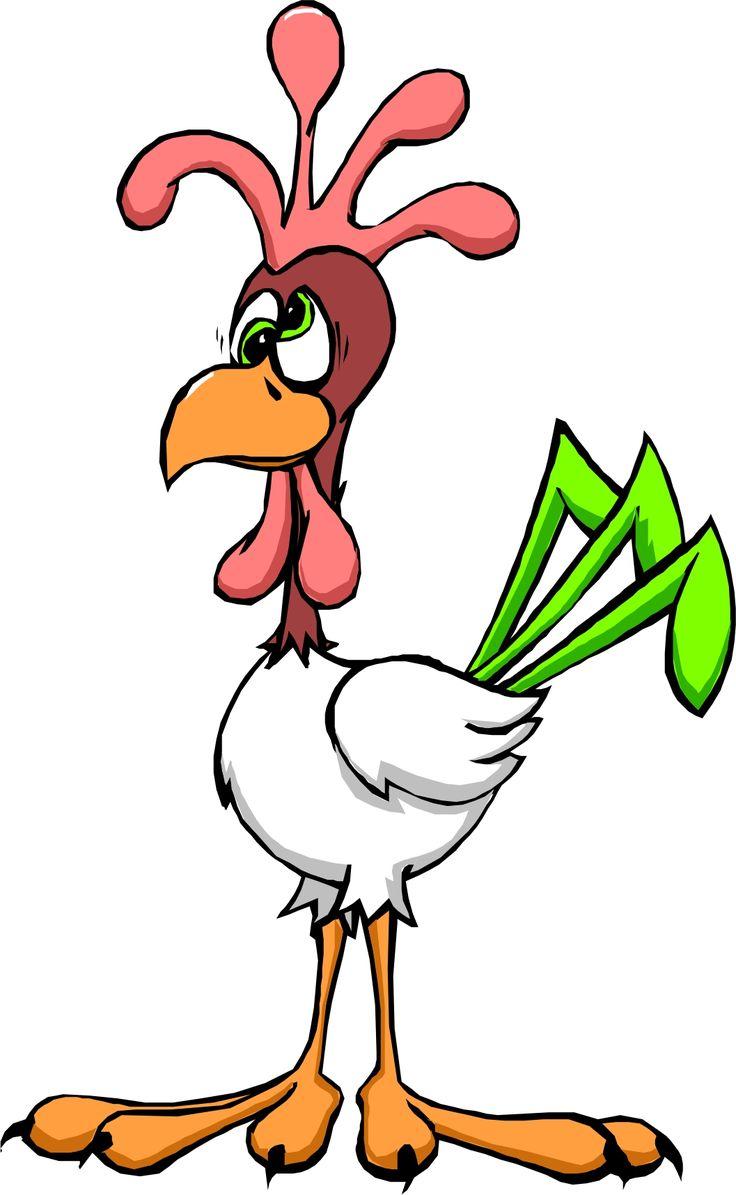 Cartoon Chickens - ClipArt Best