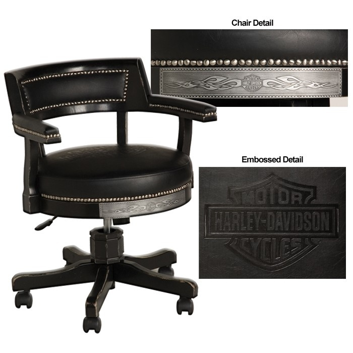 1000 Images About Harley Davidson Bar Stools And Furniture On Pinterest Vintage Chairs And