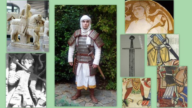 Siculo-Norman knight, 12. century