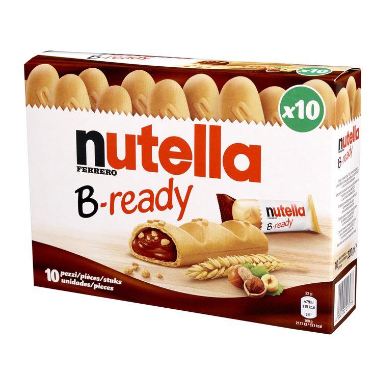 Nutella Biscuits Rewe
