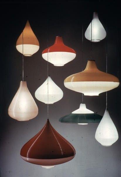 best 25 mid century lamps ideas on pinterest mid. Black Bedroom Furniture Sets. Home Design Ideas
